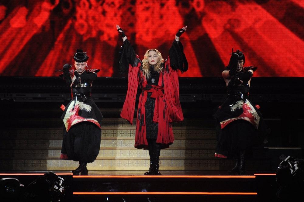 empoderamiento de las mujeres en la musica, madonna