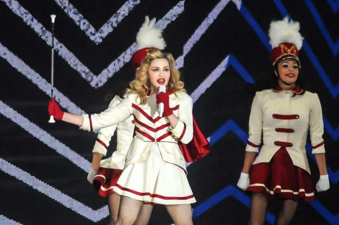 Cantante Madonna