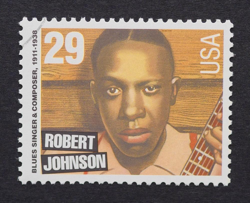 Robert Johnson pertenece al club de los 27