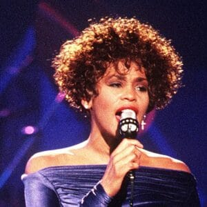Whitney Houston Welcome Heroes 1