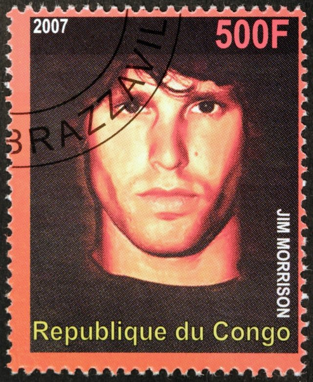 Jim Morrison pertenece al club de los 27
