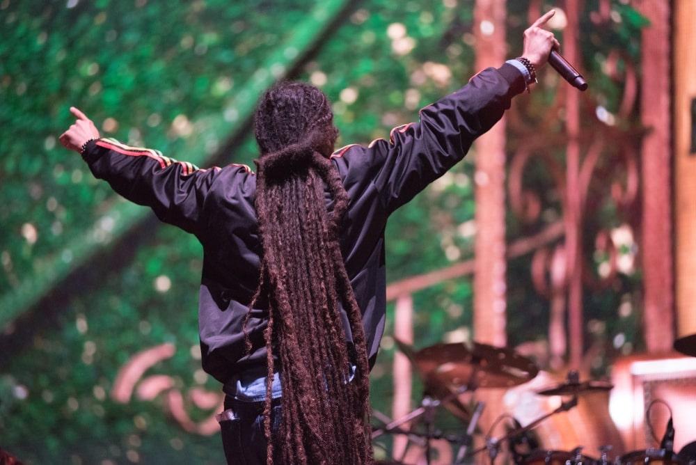 Colaboraciones de Damian Marley