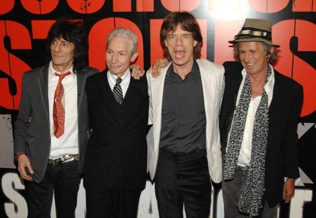 The Rolling Stones es una de las Mejores Bandas de Rock Clásico