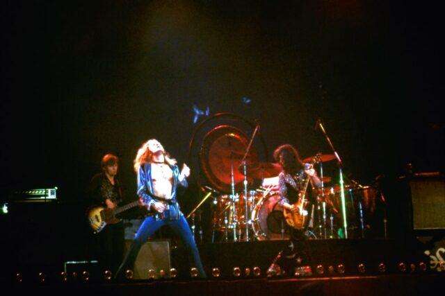 Led Zeppelin es una de las Mejores Bandas de Rock Clásico