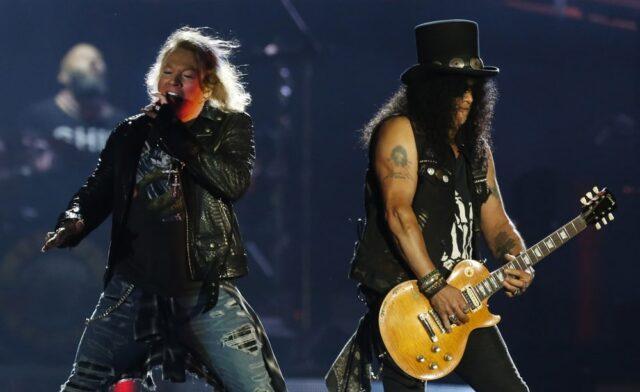 Guns N' Ros es una de las Mejores Bandas de Rock Clásico