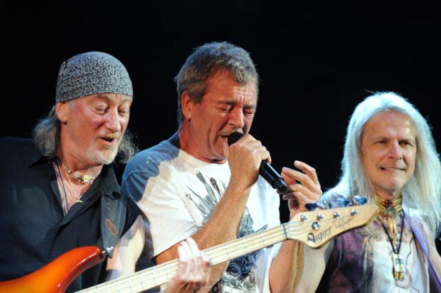 Deep Purple es una de las Mejores Bandas de Rock Clásico