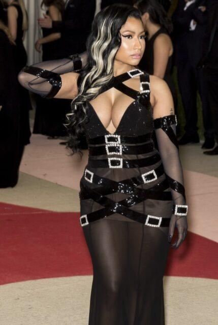 Cómo consiguió la fama Nicki Minaj
