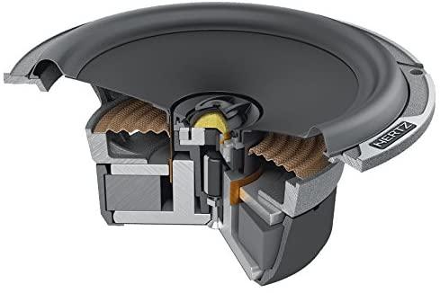 Hertz MPX 165.3 Pro - Juego de Altavoces de coche Coaxiales