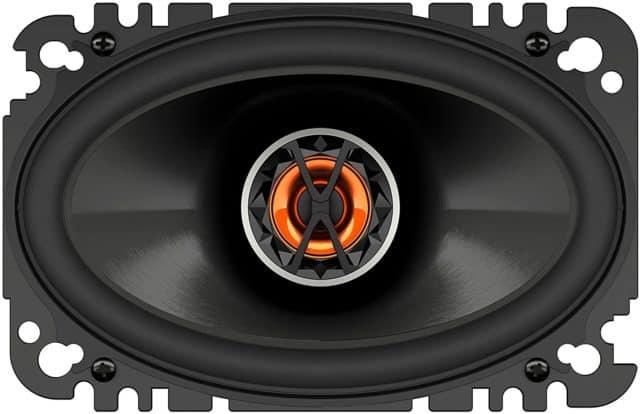 JBL Club 6420 - Altavoces coaxiales de automóvil (4x6, 2 vías, 105 W, 91 dB, 75 – 20000 Hz) - 01
