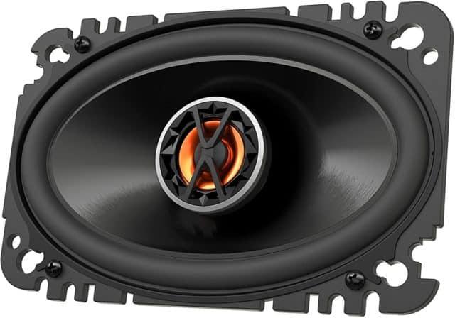 JBL Club 6420 - Altavoces coaxiales de automóvil (4x6, 2 vías, 105 W, 91 dB, 75 – 20000 Hz) - 02