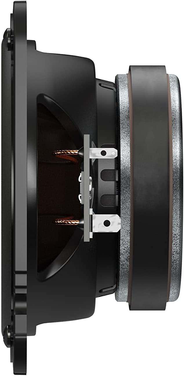 JBL Club 6420 - Altavoces coaxiales de automóvil (4x6, 2 vías, 105 W, 91 dB, 75 – 20000 Hz) - 03