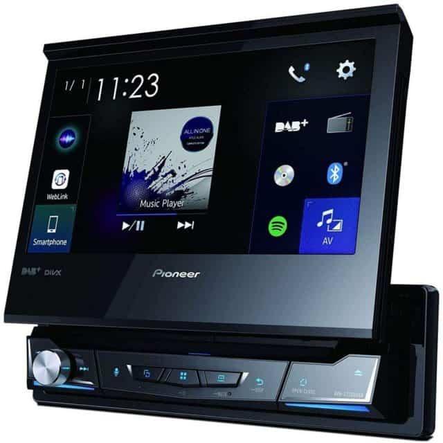 Radio para coche Pioneer 1025922