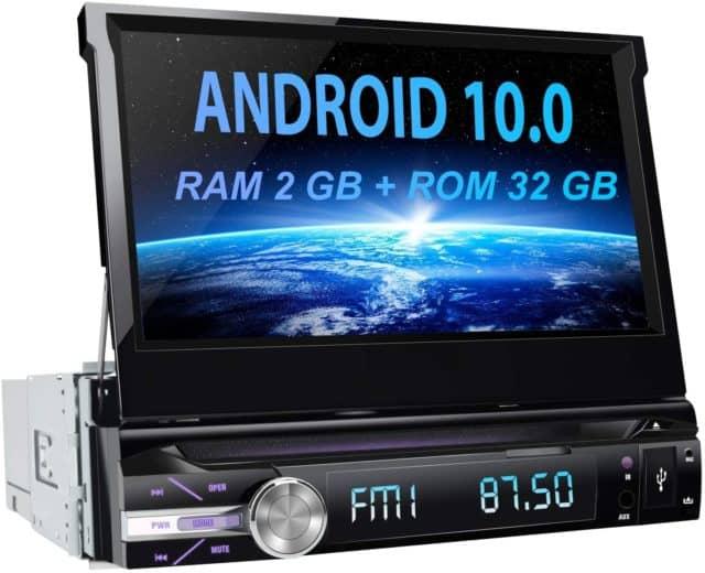 Radio para coche AWESAFE Android e1603645754677