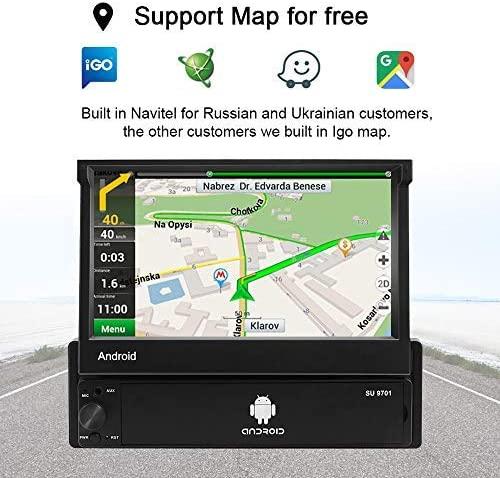 radio para coche Android 1 DIN 3