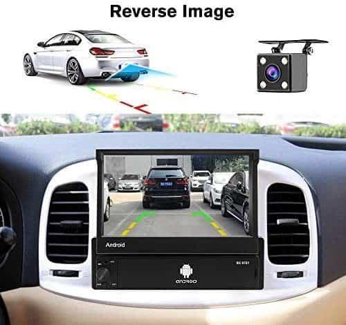 radio para coche Android 1 DIN 4 e1603646040247