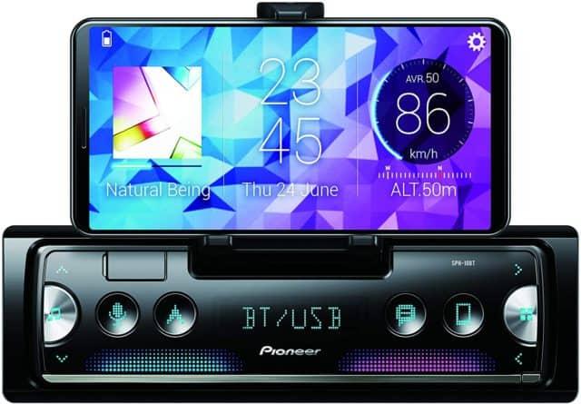 radio para coche Pioneer SPH-10BT