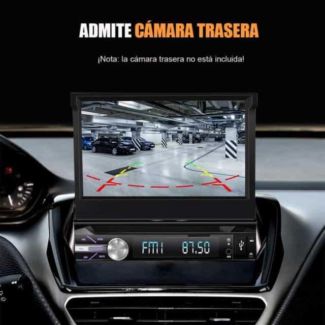 radio para coche con camara de aparcamiento AWESAFE Android e1603645731816