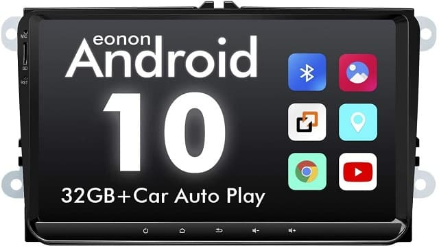 Android 10 Car Stereo 1