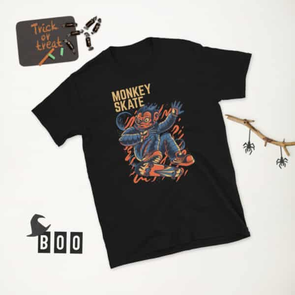 unisex basic softstyle t shirt black front 2 606cc440b706b
