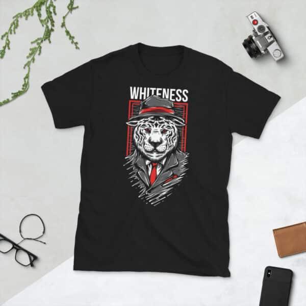 unisex basic softstyle t shirt black front 606c75b584299