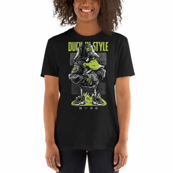 unisex basic softstyle t shirt black front 606c9fe3b0bb7