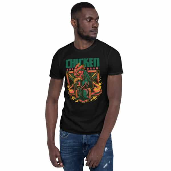unisex basic softstyle t shirt black front 606cbac24e54c