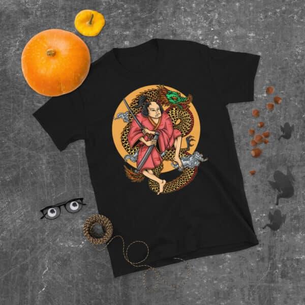 unisex basic softstyle t shirt black front 608c357eda6a8