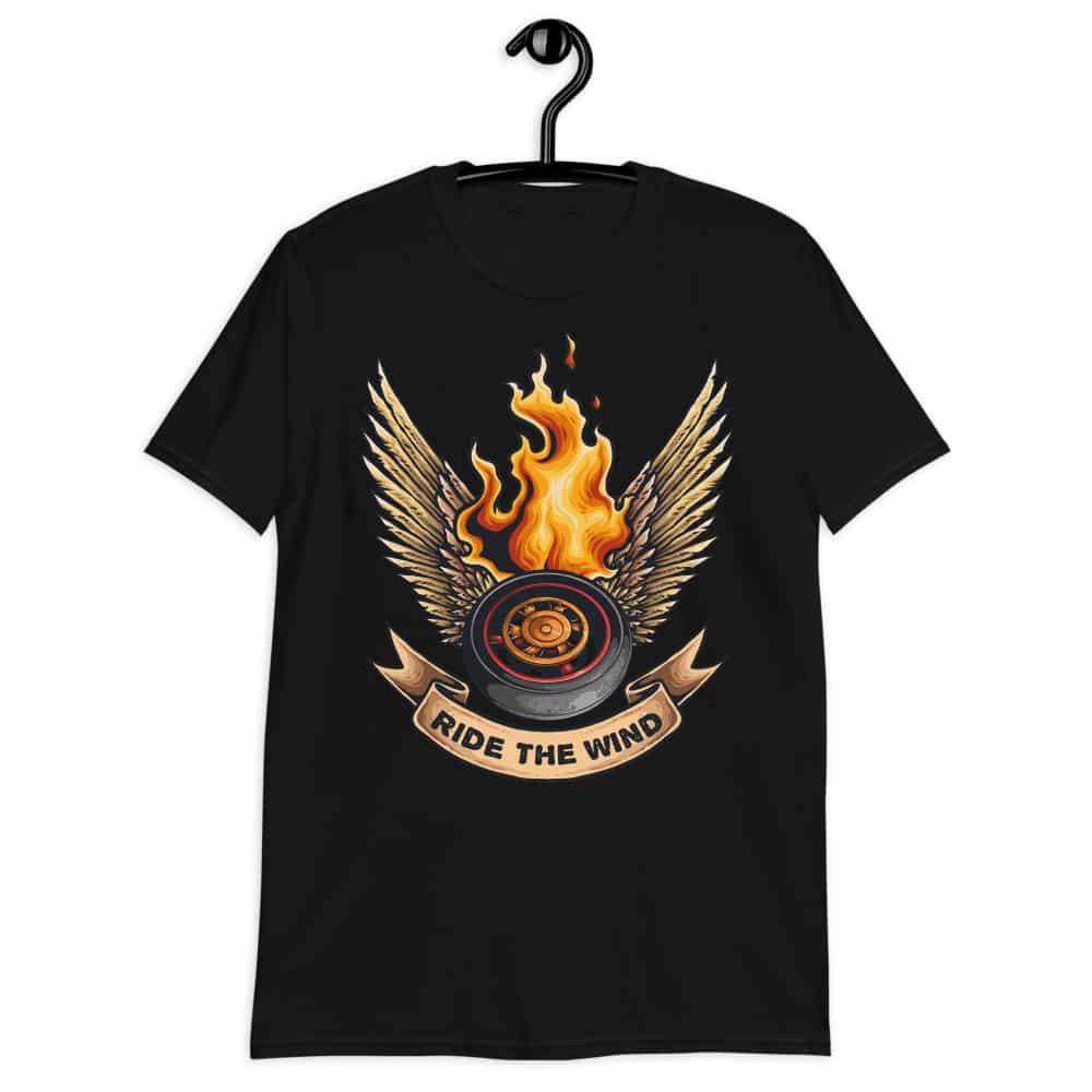 unisex basic softstyle t shirt black front 608c46fa01880