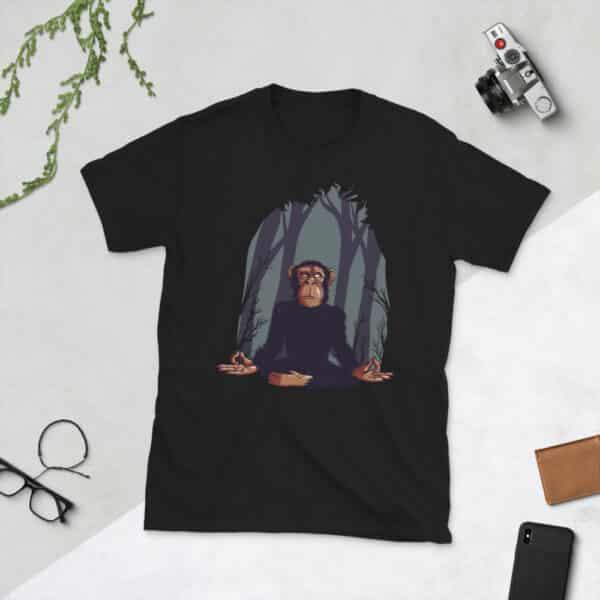 unisex basic softstyle t shirt black front 608c67069c826
