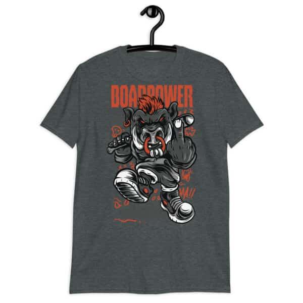 unisex basic softstyle t shirt dark heather front 606b530a06b63