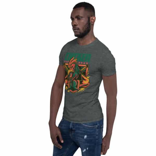 unisex basic softstyle t shirt dark heather left front 606cbac253d17