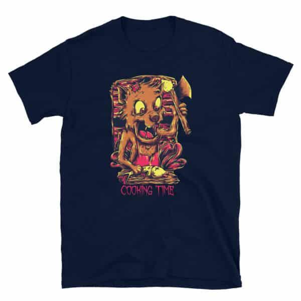 unisex basic softstyle t shirt navy front 606b703fd7d00