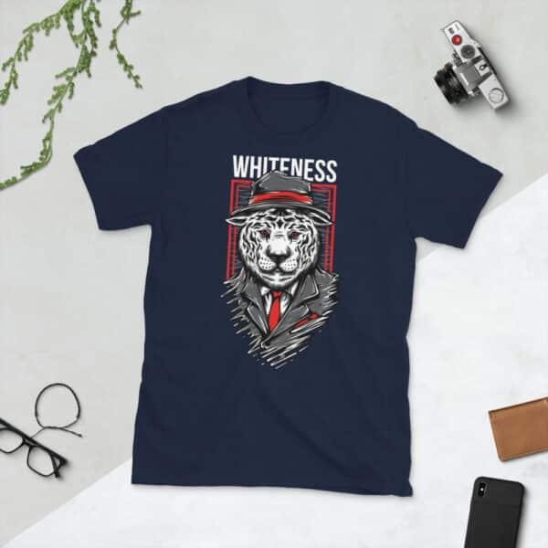 unisex basic softstyle t shirt navy front 606c75b58402f