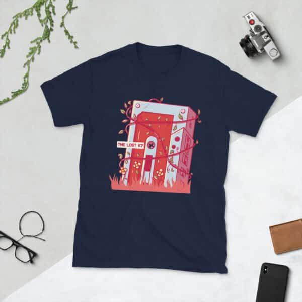 unisex basic softstyle t shirt navy front 606f7610e64cf