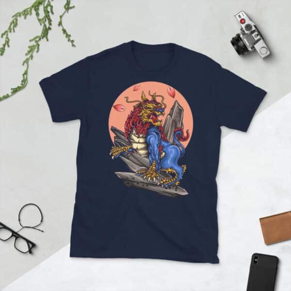 unisex basic softstyle t shirt navy front 608c49db9f78c