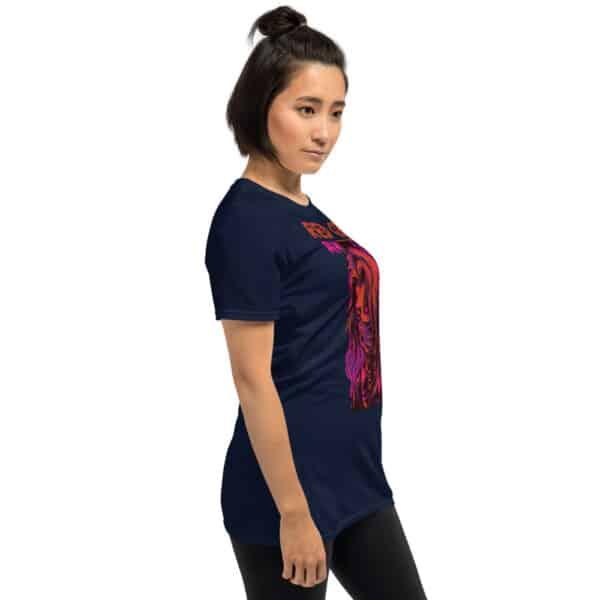unisex basic softstyle t shirt navy right front 606b6c6fb1198