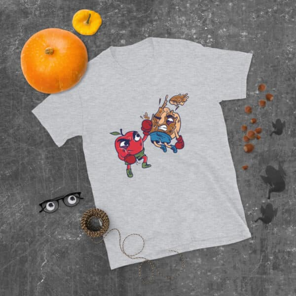 unisex basic softstyle t shirt sport grey front 608c6d4e67dba