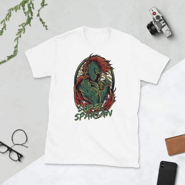 unisex basic softstyle t shirt white front 606c815f42968