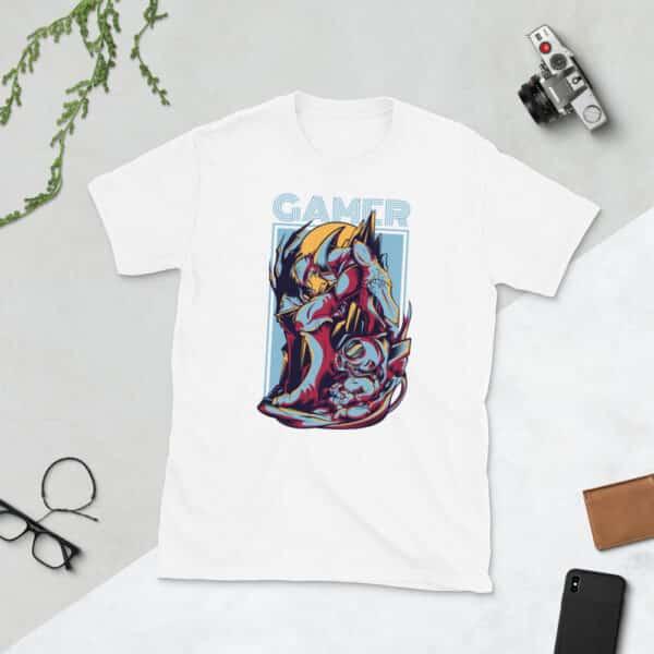 unisex basic softstyle t shirt white front 606c8e2aaf97f