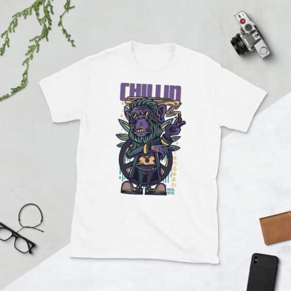 unisex basic softstyle t shirt white front 606caffa165bd