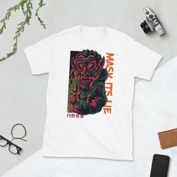 unisex basic softstyle t shirt white front 606f4e6bdd14f