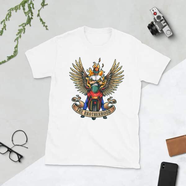 unisex basic softstyle t shirt white front 608c482020c3a