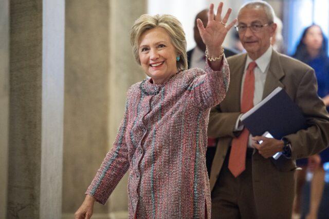 Mensajes filtrados de John Podesta el jefe de campaña de Hillary Clinton