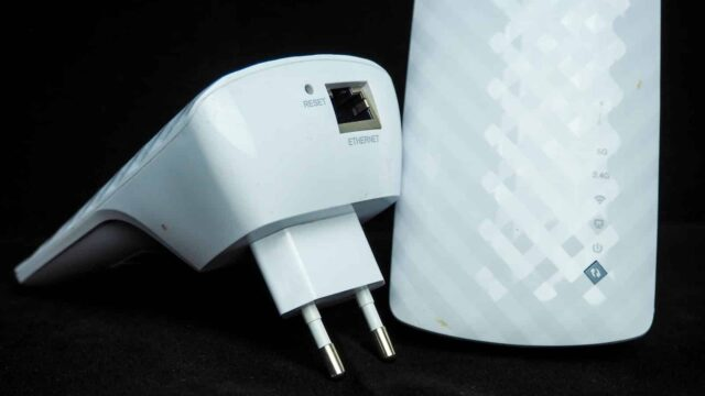 Utilizar un repetidor de WiFI